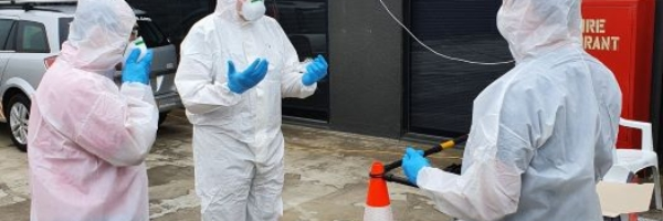 COVIDSafe Deep Cleaning Rebate for Victorian Businesses